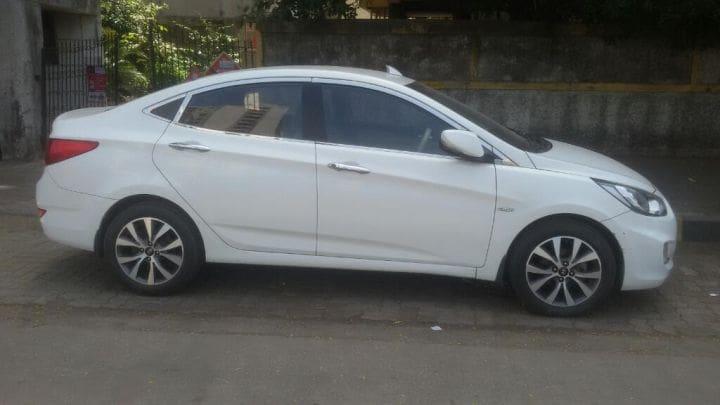 Hyundai Verna 1.6 SX