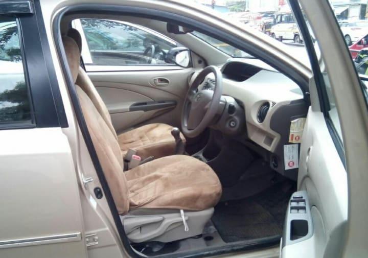 Toyota Platinum Etios G