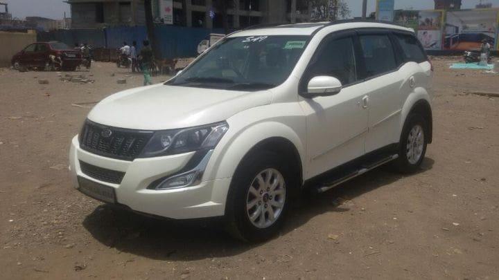 Mahindra XUV500 AT W10 FWD