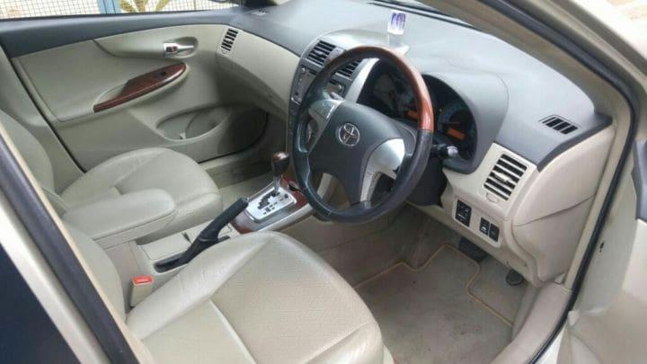 Toyota Corolla Altis VL