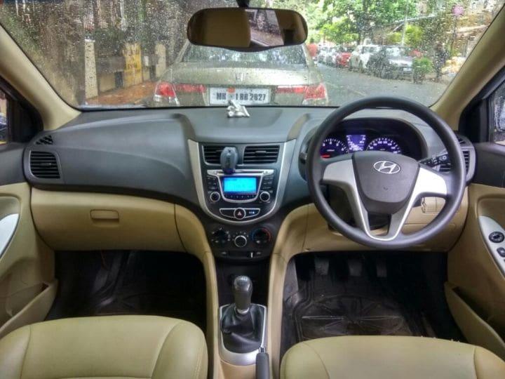Hyundai Verna 1.4 VTVT