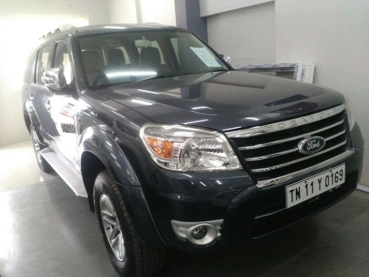Ford Endeavour 3.0L 4X4 AT