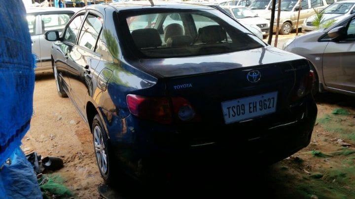 Toyota Corolla Altis Diesel D4DJ