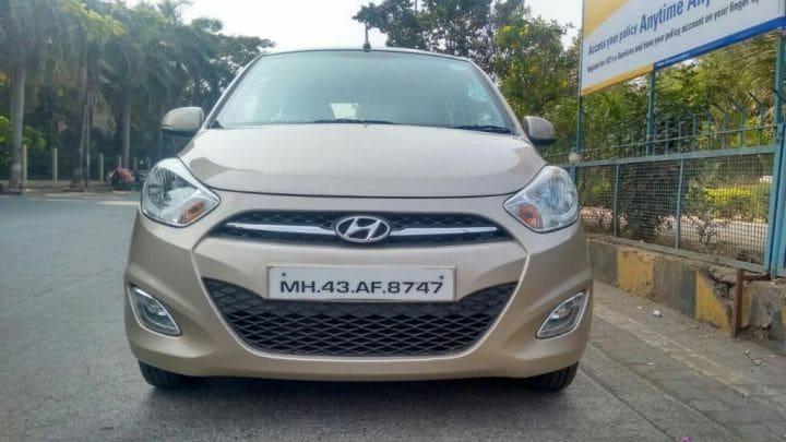 Hyundai i10 Asta
