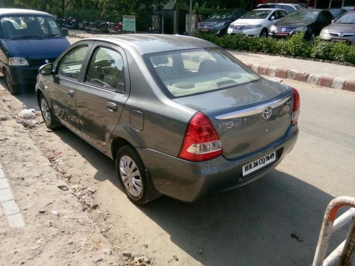 Toyota Platinum Etios GD
