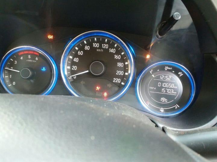 Honda City V MT Exclusive