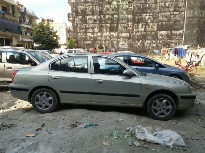 Hyundai Elantra 2.0 SX