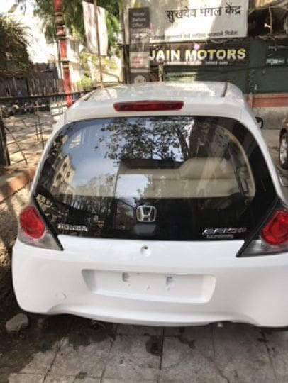 Honda Brio V MT
