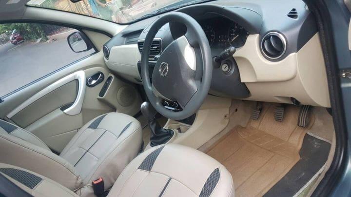Nissan Terrano 2013-2017 XL Plus 85 PS