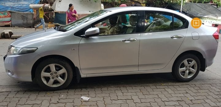 Honda City 1.5 V AT Exclusive