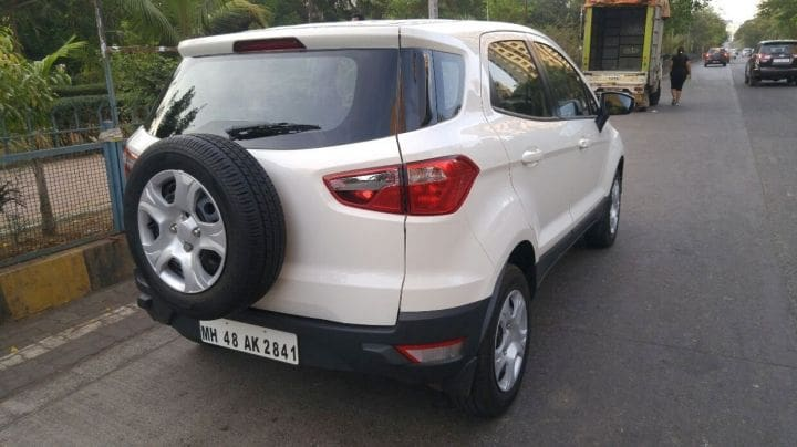 Ford EcoSport 1.5 Ti VCT MT Trend