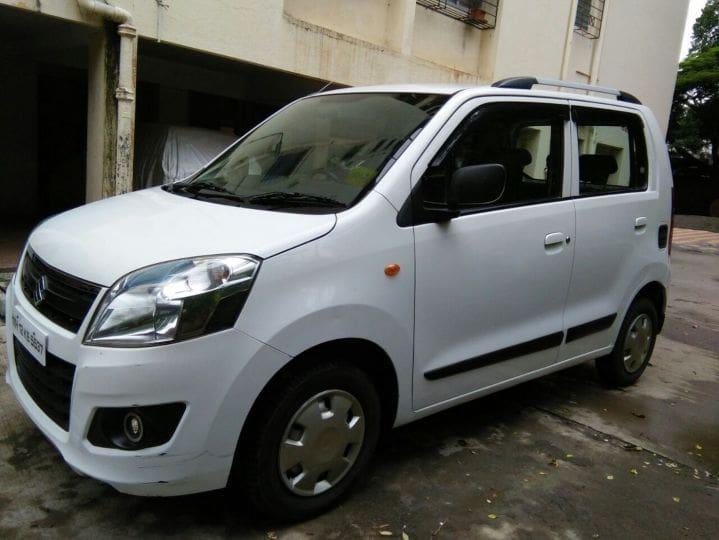 Maruti Wagon R LXI Optional