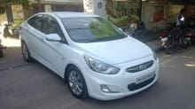 Hyundai Verna 2011-2015 SX CRDi AT