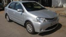 Toyota Etios 2010-2012 G