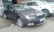 Skoda Superb 2014-2016 Elegance 2.0 TDI CR AT