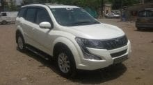 Mahindra XUV500 AT W10 FWD