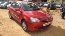Toyota Etios Liva 2011-2012 G