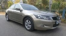 Honda Accord 2008-2011 2.4 AT