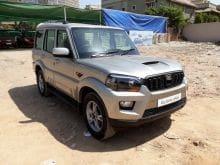 Mahindra Scorpio S6 Plus 7 Seater