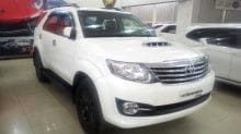Toyota Fortuner 4x4 AT