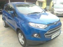 Ford EcoSport 1.5 TDCi Trend
