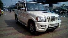 Mahindra Scorpio 2009-2014 VLX 2WD 7S BSIV