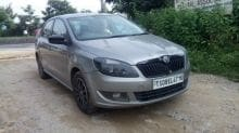 Skoda Rapid 2013-2016 1.5 TDI Ambition Plus