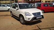 Honda CR-V 2.4L 4WD AT