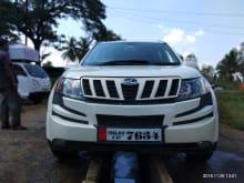 Mahindra XUV500 2011-2015 W8 4WD