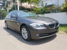 BMW 5 Series 2010-2013 525d Sedan