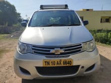 Chevrolet Enjoy 2013-2015 TCDi LTZ 8 Seater