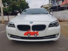BMW 5 Series 2010-2013 530d Highline Sedan