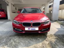 BMW 3 Series 2011-2015 320d Sport Line