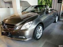 Mercedes-Benz E-Class E350 Cabriolet