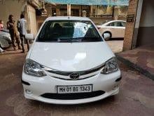 Toyota Etios 2013-2014 G