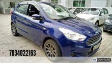 Ford Figo 1.2 Trend Plus MT