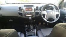 Toyota Fortuner 2.8 4WD MT