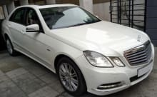 Mercedes-Benz E-Class 2009-2013 E250 CDI Blue Efficiency
