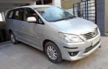 Toyota Innova 2009-2012 2.5 VX 7 STR BSIV