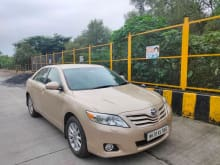 Toyota Camry 2002-2011 W2 (AT)
