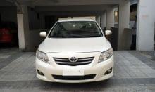 Toyota Corolla Altis 2010-2013 G