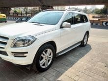 Mercedes-Benz GL-Class 350 CDI Blue Efficiency