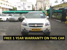 Chevrolet Captiva 2008-2012 Captiva XTREME