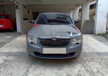 Skoda Superb 2009-2014 Elegance 2.0 TDI CR AT