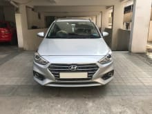 Hyundai Verna VTVT 1.6 AT SX Option