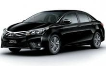 Toyota Corolla Altis Diesel D4DG