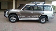 Mitsubishi Pajero 2002-2012 2.8 SFX