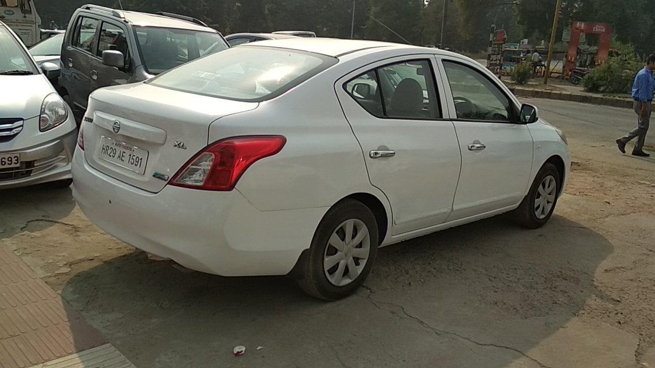 Nissan Sunny XL D