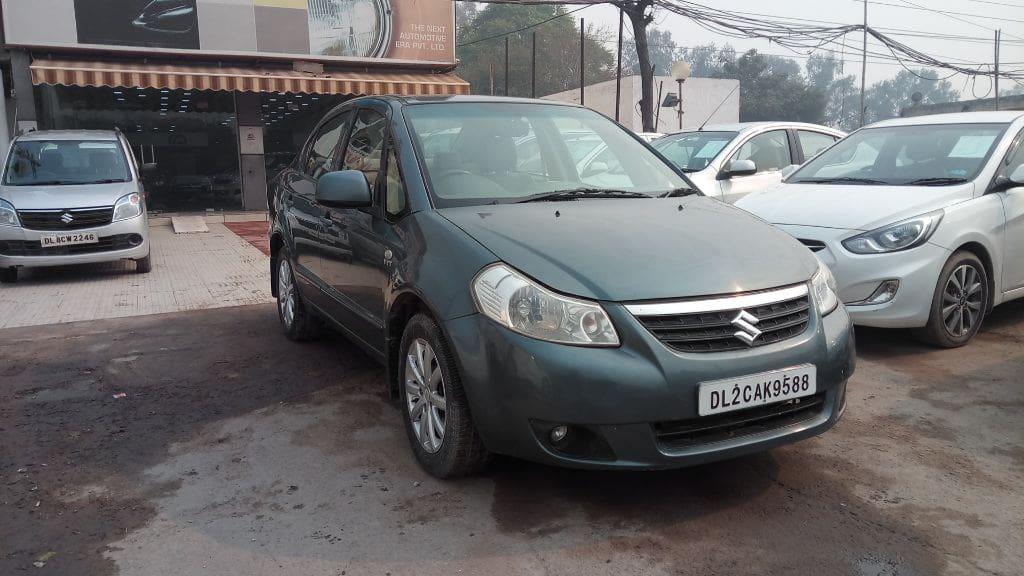 Maruti SX4 2007-2012 ZXI AT