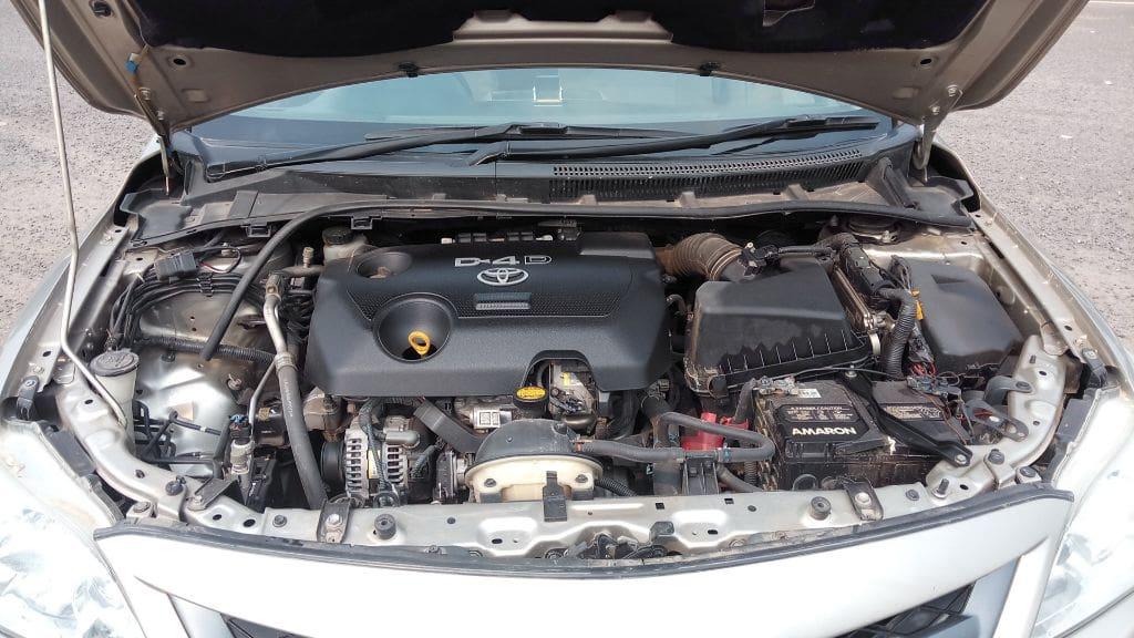Toyota Corolla Altis 2008-2013 Aero D 4D J